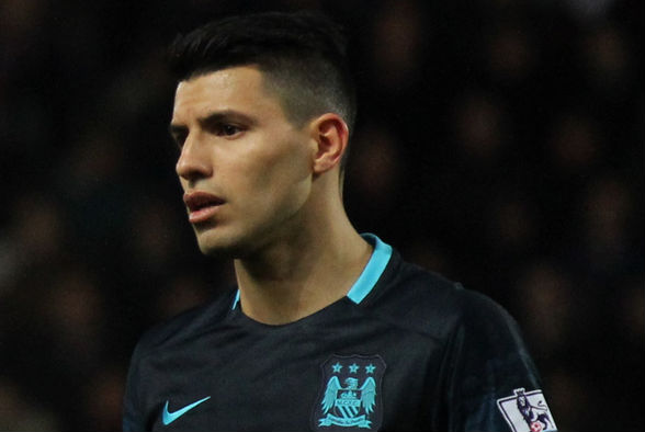 Sergio Agüero is struggling at Man City