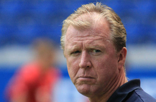 Steve McClaren has been sacked by Derby County again