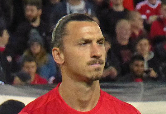 Zlatan Ibrahimović got a three-match ban for elbowing Tyrone Mings