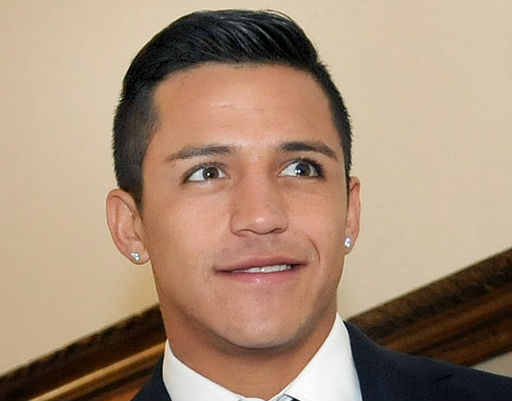 Alexis Sánchez got the winning goal in the FA Cup semi-final against Man City