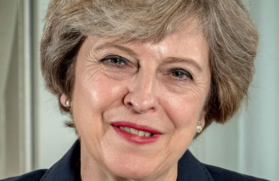 Theresa May was foiled by England under-20s