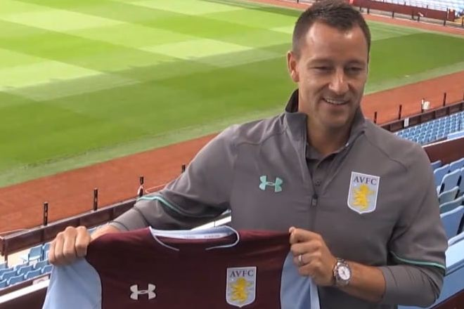 John Terry, whose Aston Villa side is yet to win this Championship season after three games