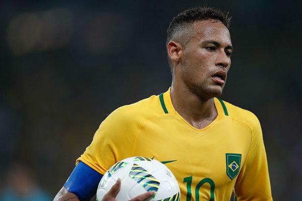 Neymar joined PSG from Barcelona