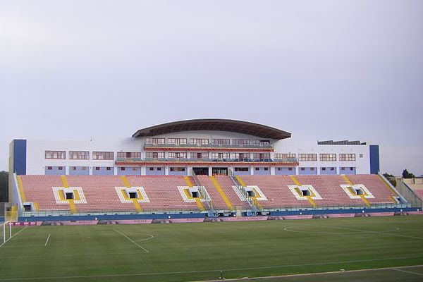 The National Stadium on the island where the jokes from Malta 0-4 England were born