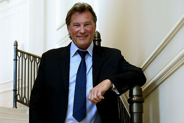 Glenn Hoddle spoke about Harry Kane