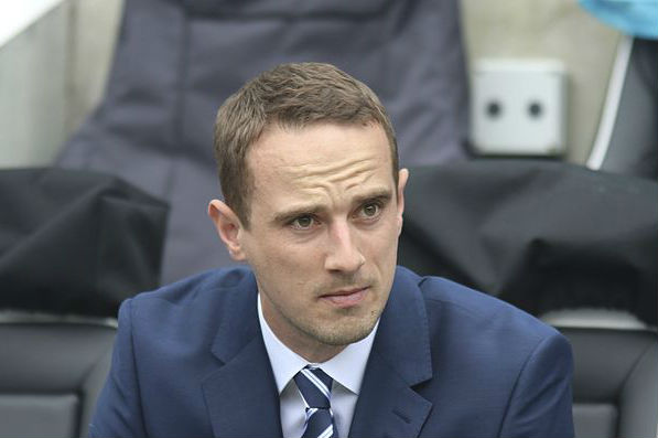Sacked England Women's coach Mark Sampson