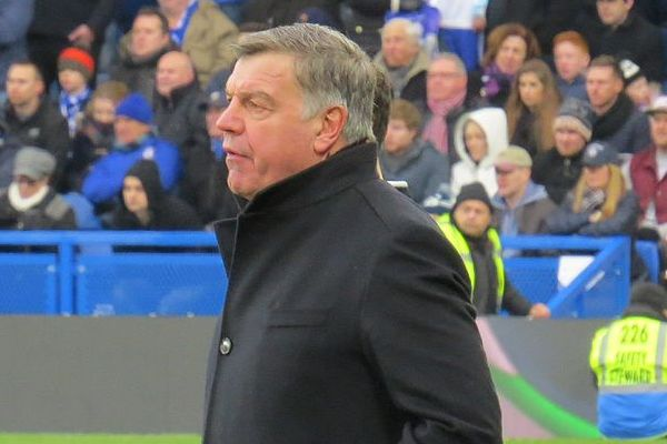 Sam Allardyce was linked with the Everton manager's job for the second time and provide merriment with many jokes
