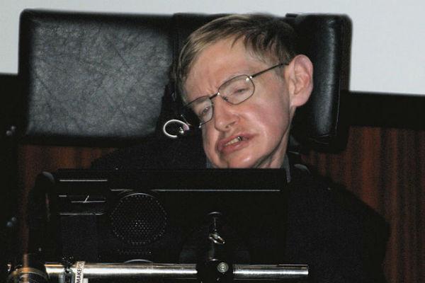 Professor Stephen Hawking has a theory about international breaks