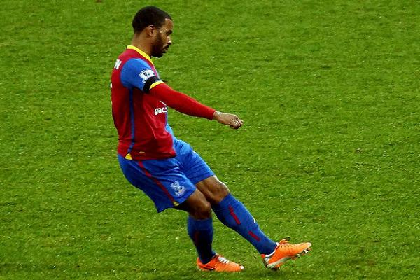 Jason Puncheon was arrested and charged with possession of an offensive weapon and probably won't want to see the jokes and tweets