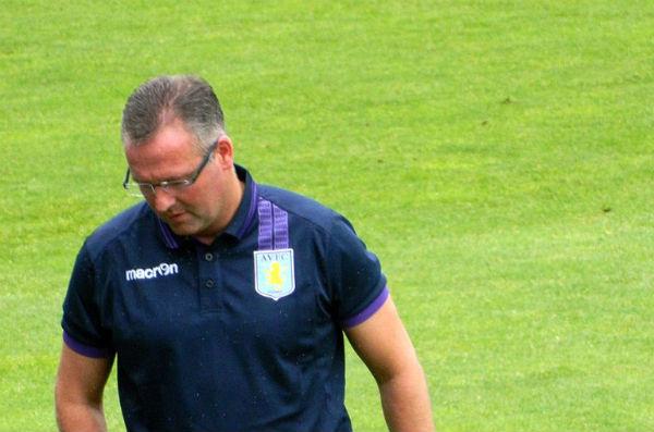 New Stoke City manager Paul Lambert