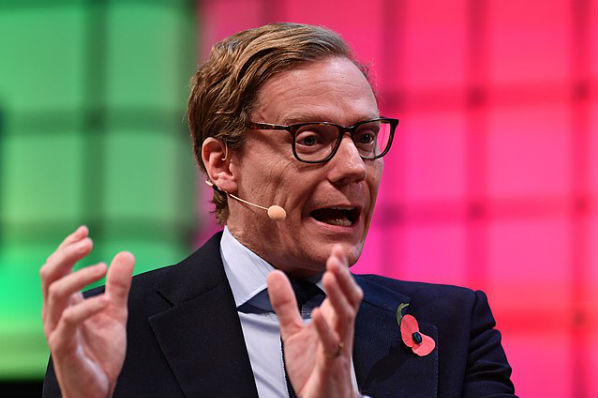 Former Cambridge Analytica CEO Alexander Nix