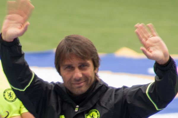 Antonio Conte would probably love to hear the FA Cup final jokes after Chelsea beat Man Utd 1-0