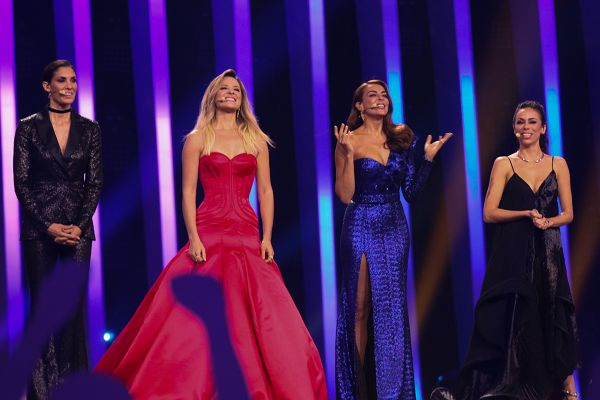 There were many football-related Eurovision jokes made while everyone was watching the song contest's 2018 final in Lisbon
