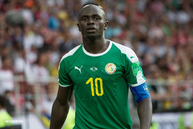Sadio Mané scored in the World Cup Group H clash and can enjoy the jokes from Japan 2-2 Senegal