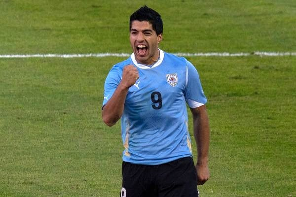 Luis Suárez ensured qualification from Group A and the tweets and jokes from Uruguay 1-0 Saudi Arabia at Russia 2018