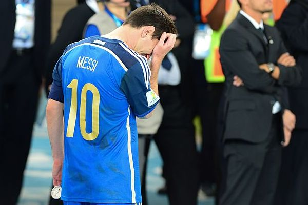 Messi will not want to hear of the tweets and jokes from Argentina 1-1 Iceland after missing a penalty in the World Cup Group D clash