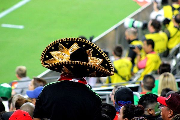 Mexican fans can celebrate in Russia with the jokes from Germany 0-1 Mexico