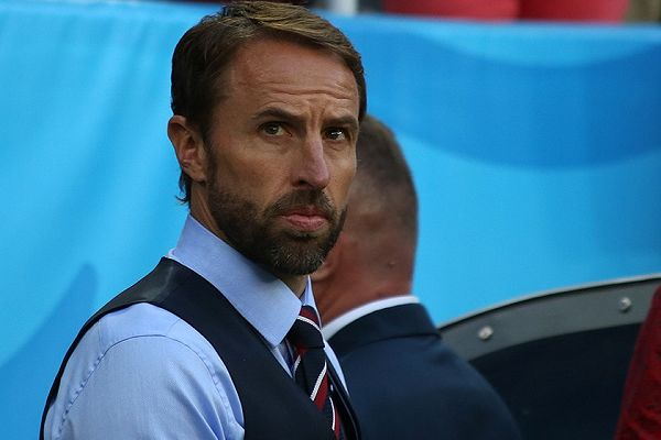 There were many tweets and jokes as Gareth Southgate and England were knocked out of the World Cup in Russia after a 2-1 semi-final defeat to Croatia
