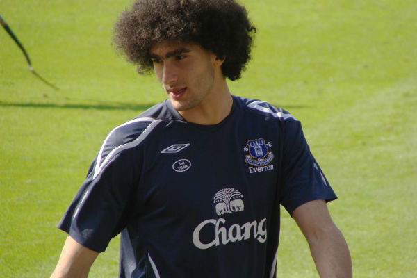 Marouane Fellaini is one of the McDonald's FIFA World Cup Fantasy tips for midfielders in the semi-finals of Russia 2018's official fantasy football