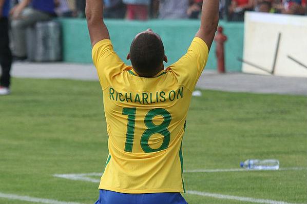 Everton's £50m pursuit of Richarlison gave rise to jokes