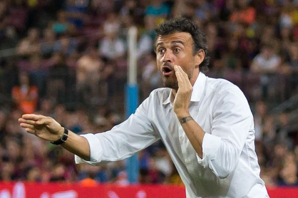 Luis Enrique won't want to look at the jokes from Spain 2-3 England in the Nations League