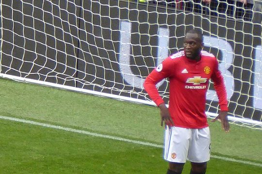Romelu Lukaku was criticised for his performance in Man Utd 0-1 Juventus and there were jokes