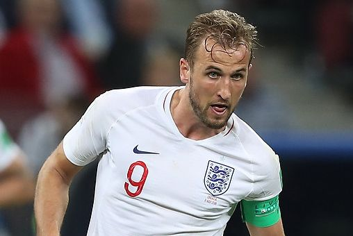 There were lots of Harry Kane MBE jokes and tweets after the England captain was recognised in the New Year Honours