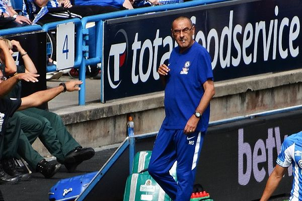 Maurizio Sarri's Chelsea lost 4-0 at Bournemouth and there were jokes and tweets