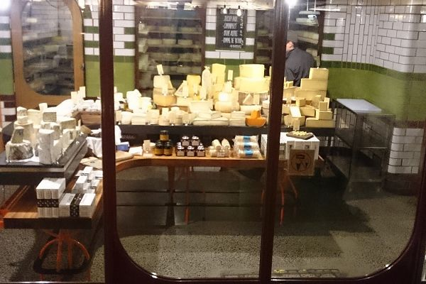 Spurs said there will be no cheese room in their new stadium and many Tottenham cheese puns followed