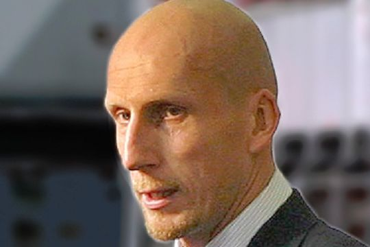 There were jokes as Cincinnati used the wrong photo to announce Jaap Stam as head coach