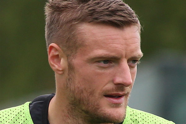 Jamie Vardy is one of our top Leicester FPL players for the new season