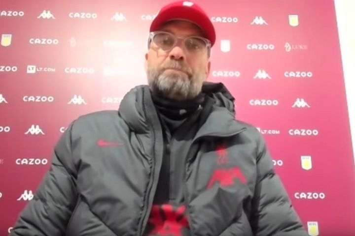 Klopp won't want to see the tweets and jokes from Aston Villa 7-2 Liverpool