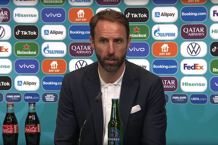 There were tweets and jokes after England 0-0 Scotland as manager Gareth Southgate was criticised