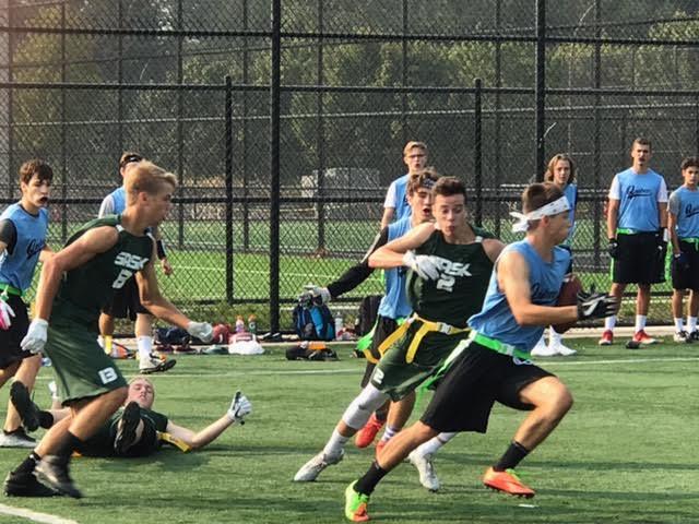 U16 Flag Football Regional Challenges