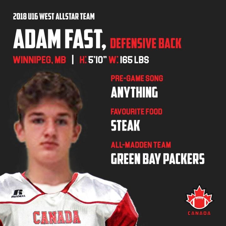 Adam Fast