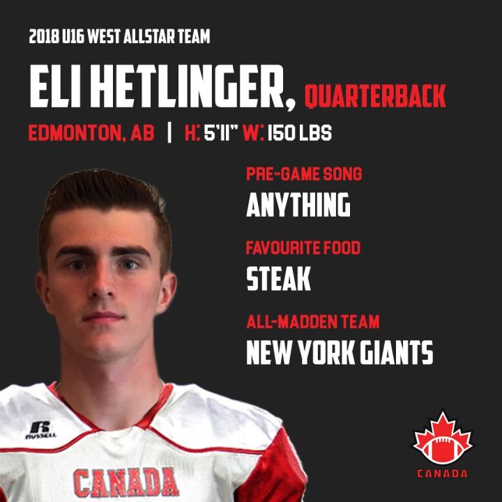 Eli Hetlinger