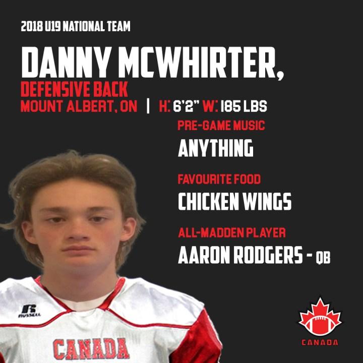 Danny McWhirter