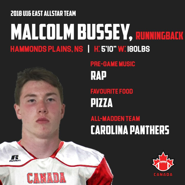 Malcolm Bussey