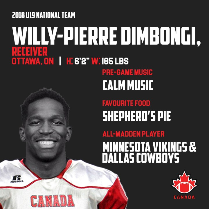 Willy-Pierre Dimbongi