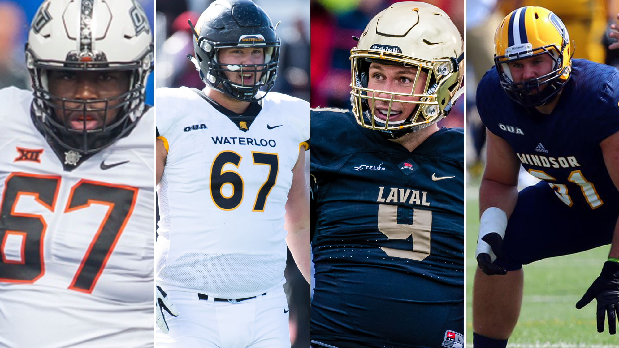 Top 4 2019 CFL Draft picks are national team alumni