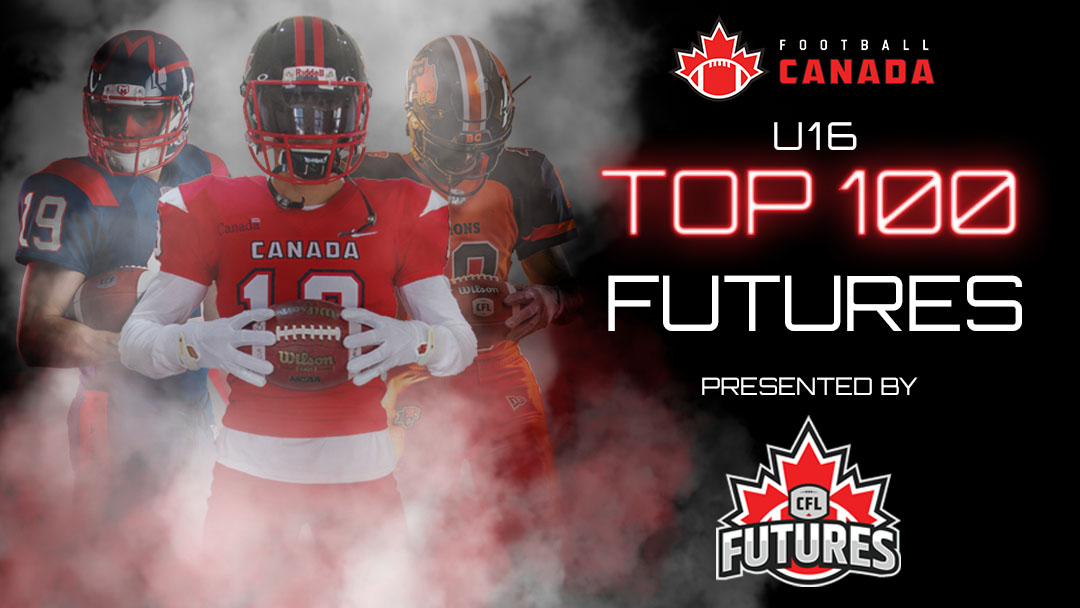 Football Canada unveils U16 Top 100 Futures