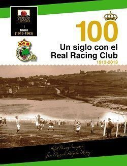 Portada Un Siglo con el Real Racing Club