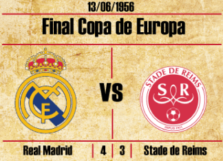 final copa de europa 1956 real madrid stade reims