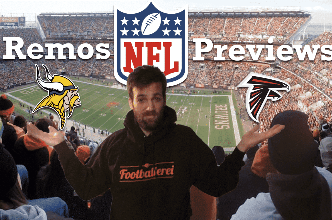 Remos NFL Week 13 Preview