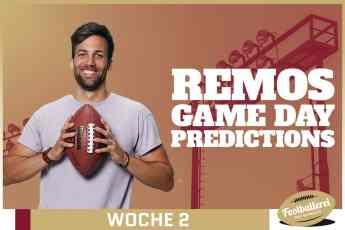 Remos Game Day Predictions Fitzpatrick ka Fitzmagic, Blake Bortles und James Conner