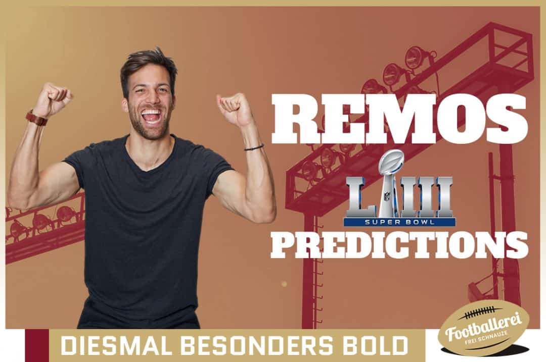 Easy Money – Remos Super Bowl Predictions