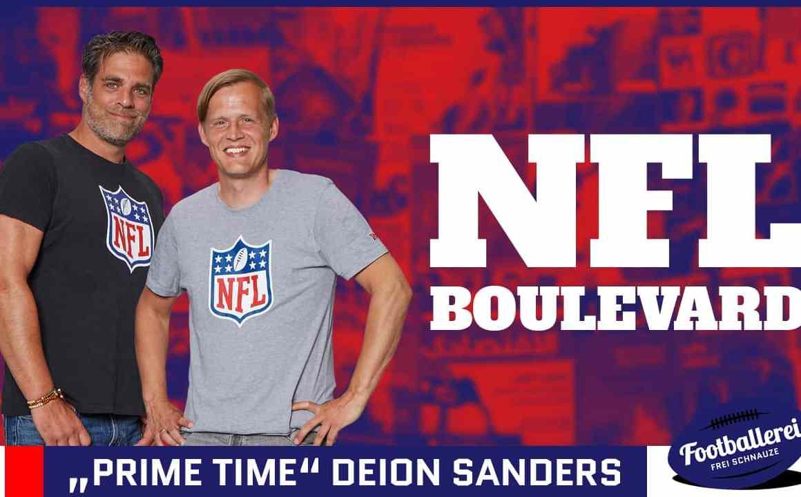 "NFL Boulevard #54: ""Prime Time"" Deion Sanders"