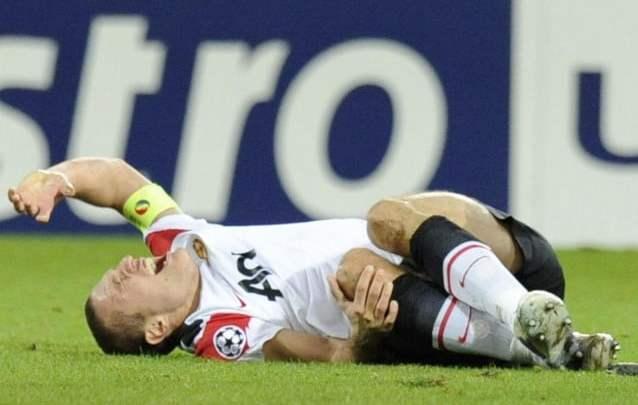 L'Infortunio del calciatore: La lesione del legamento crociato anteriore (parte 1)
