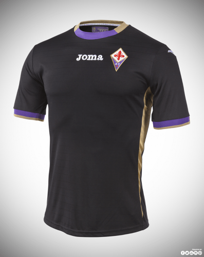 ACF Fiorentina 2014/15 Joma Home, Away and Third Football Kit, Soccer Jersey, Maglia