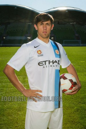 Melbourne City Football Club 2014 2015 Nike Home and Away Kit, Soccer Jersey, Shirt